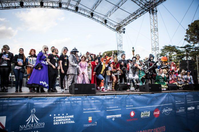 Comicon 2019 si chiude con la festa per i vincitori dei concorsi. Ecco tutti i premiati
