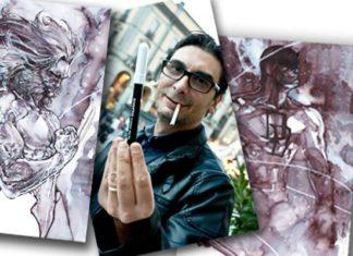 Il fumettista Carmine Di Giandomenico ospite a Comicon Napoli