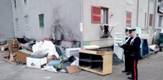 Afragola: Scoperta discarica abusiva sul Corso Meridionale
