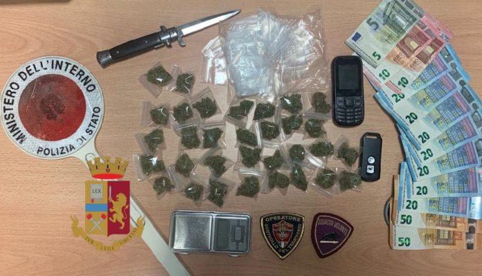 Napoli, Fuorigrotta: Arrestato un 31enne in possesso in marijuana. IL NOME