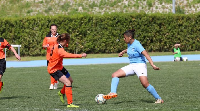 Napoli Femminile: Festival del gol per salutare i tifosi