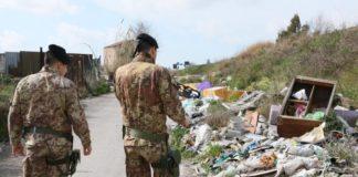 Task force nella Terra dei Fuochi, 5 officine sotto sequestro