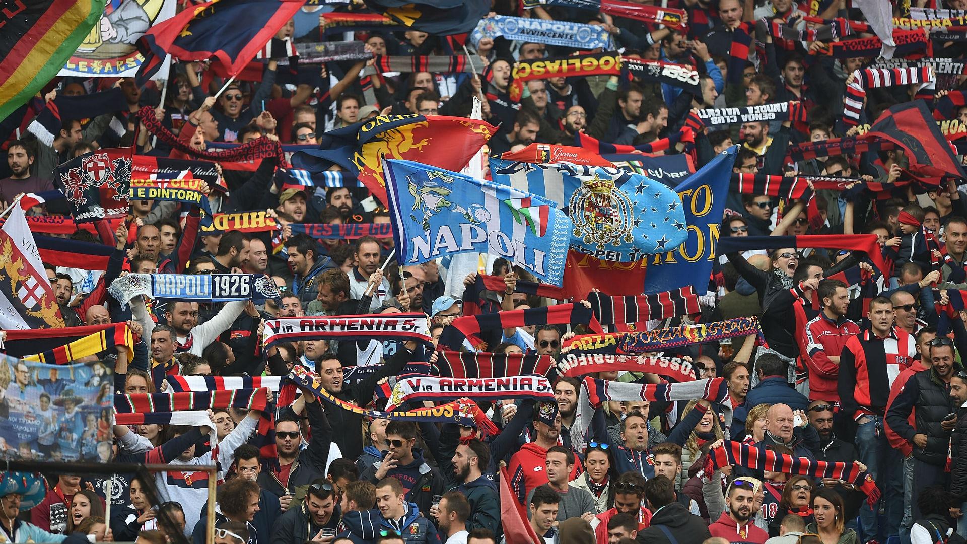 Napoli, si rompe lo storico gemellaggio con i tifosi del Genoa