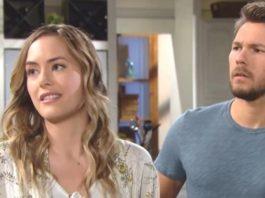 Beautiful, anticipazioni puntate dal 7 al 13 aprile: Liam e Hope sono perplessi