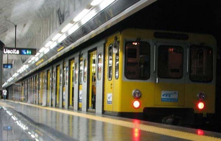 ANM, metro linea 1: comunicazione su stop circolazione di oggi lunedì 10 febbraio 2020