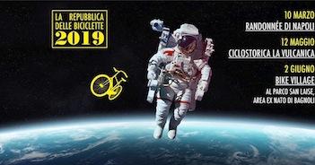 Napoli Bike Festival - Ciclovintage con partenza Mostra d'Oltremare Napoli