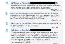 Reddito di cittadinanza, il social media manager dell'INPS prende in giro