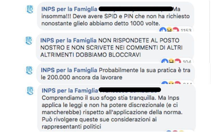 Reddito Di Cittadinanza Il Social Media Manager Dell Inps Prende In Giro Gli Utenti 2a News