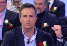 Uomini e Donne trono over, Riccardo Guarnieri lancia un messaggio a Ida
