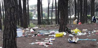"""Vesuvio """"discarica"""" dopo picnic di Pasquetta: telecamere incastrano gli incivili"""