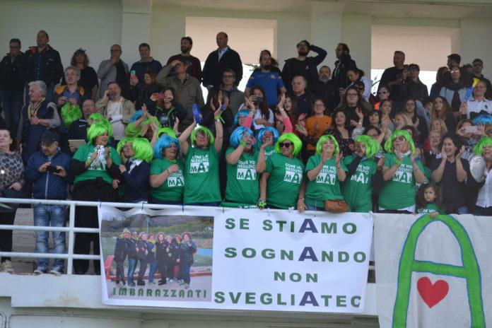 Amatori Napoli Rugby vince il derby e blinda la promozione in serie A