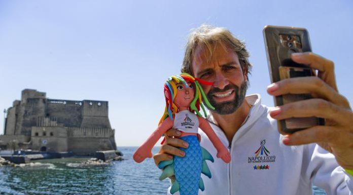 Universiade 2019, presentata la nuova mascotte dell'evento