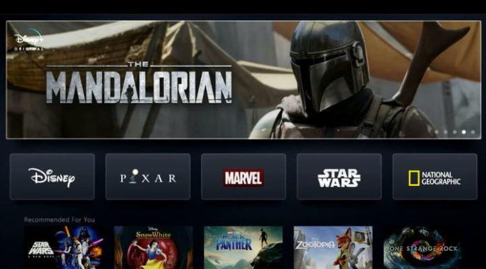 Il nuovo servizio streaming Disney Plus sfida Netflix e Amazon Prime