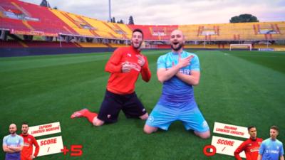 Il Red Bull Neymar Jr's Five: Con il Benevento Calcio in vista della tappa di Napoli