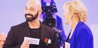 Uominie e Donne, trono over: Fabrizio Cilli lascia il dating show di Canale 5
