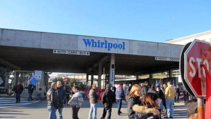 Lavoro: Sbloccata la situazione dei 75 ex lavoratori della Whirlpool di Teverola