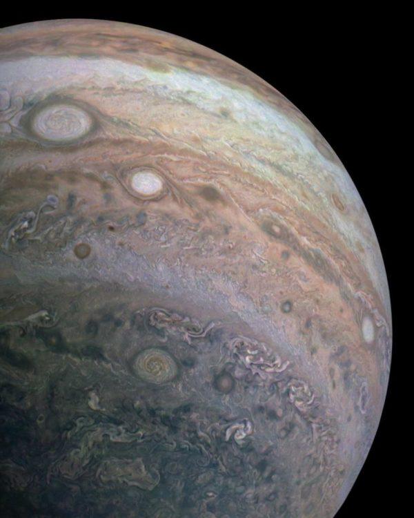 Sonda Spaziale Juno, ecco alcune curiosità sulla celebre son