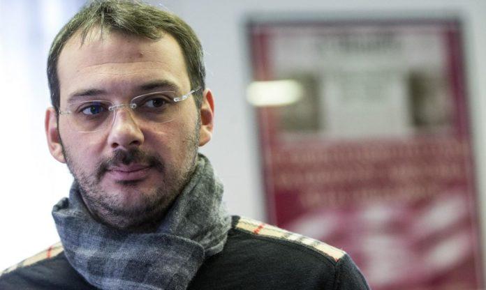 Paolo Borrometi, giornalista sotto scorta, presenta il libro