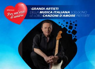 Le canzoni del cuore di Dodi Battaglia a Radio Subasio
