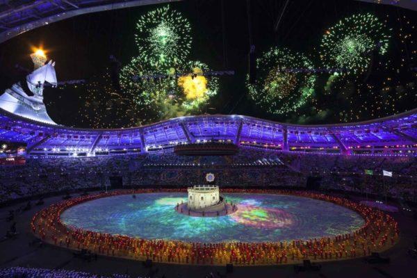 Al San Paolo la cerimonia di apertura delle Universiadi 2019. Il programma