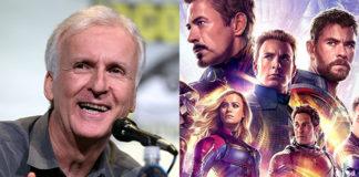 Avengers Endgame: E' record di incassi. James Cameron si congratula con la produzione