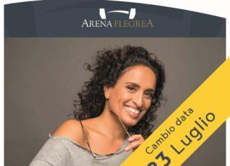 Arena Flegrea, cambio data per Noa e Musicanti. Il calendario aggiornato