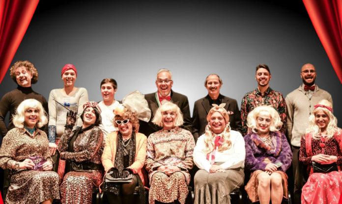 Fabio Brescia al Teatro Troisi con il suo spettacolo 'Stasera facciamo la Francesca da Rimini'