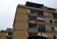 Salvini a Napoli, striscioni di protesta in tutta la città