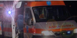 Valle Caudina, brutto incidente stradale: 4 feriti (fra cui anche 2 bambini)