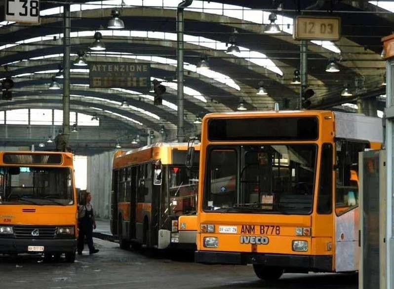 Anm, Piano Integrativo dei trasporti a Napoli. Le zone interessate