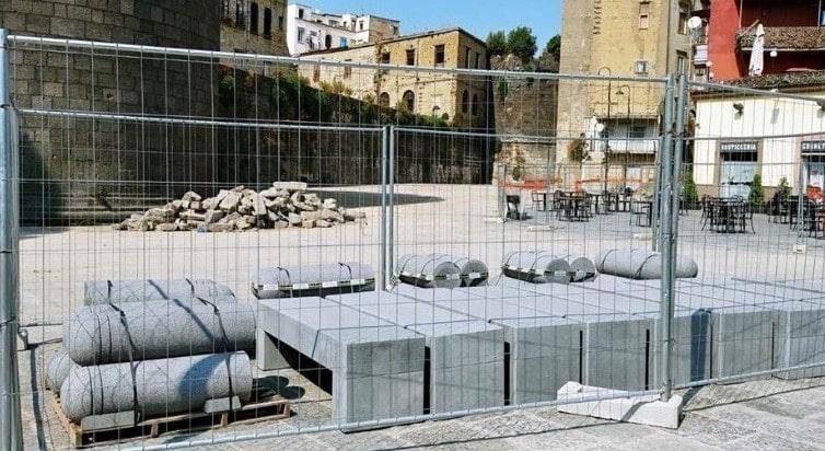 Napoli, racket a cantiere Unesco di Porta Capuana: un arresto