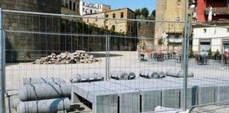 Napoli, cantiere Unesco a Porta Capuana: si riparte dopo le minacce della Camorra