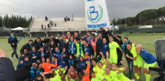 Calcio, il Napoli Femminile Carpisa Yamamay è in serie B!