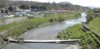 Mercurio nel fiume Sabato: stop ai prelievi d'acqua ad Atripalda e Pratola