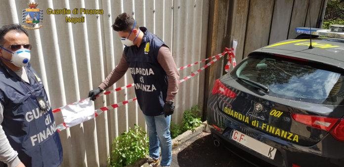 Torre del Greco: Sequestrate due tonnellate di rifiuti pericolosi 'eternit'