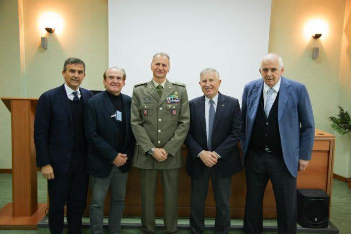 Firmato il rinnovo della convenzione per lo Stadio Militare Albricci