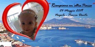 Riempiamo un'altra piazza: una gara di solidarietà per il piccolo Gabriele