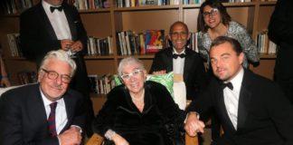 Festival di Cannes: omaggio di Leonardo DiCaprio alla grande Lina Wertmuller