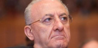 Vincenzo De Luca compie 70 anni: sarà un compleanno di lavoro