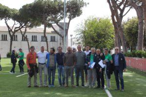 Amatori Napoli Rugby: E' festa per la promozione in serie A