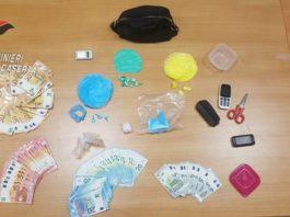 Caserta: Arrestato in un bunker 26enne per spaccio di droga e sequestrati oltre 3mila euro