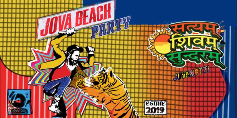 Jovanotti: più di 60 artisti da 23 Paesi per il suo Jova Beach Party