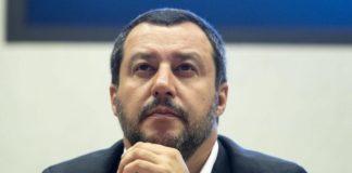 """Matteo Salvini, allarme su Napoli: """"Ci sono migliaia di condannati a spasso"""""""