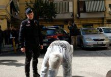 Anziana imbavagliata e uccisa in casa a Gianturco, due arresti