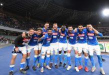 Calcio Napoli: relax per gli azzurri dopo la grande vittoria sull'Inter