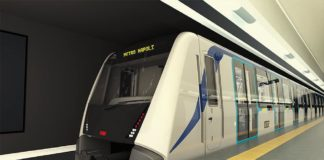 Napoli, linea 1 metropolitana: 12 nuovi treni saranno pronti a marzo 2020