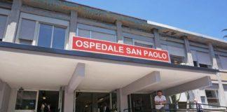 Ospedale San Paolo, mancano medici: turni notturni restano scoperti