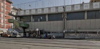 Napoli, Poggioreale: il Palastadera è chiuso da due anni e abbandonato al degrado