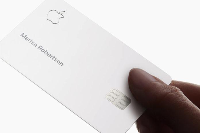 Apple Card: Le prime immagini della carta di credito di Cupertino