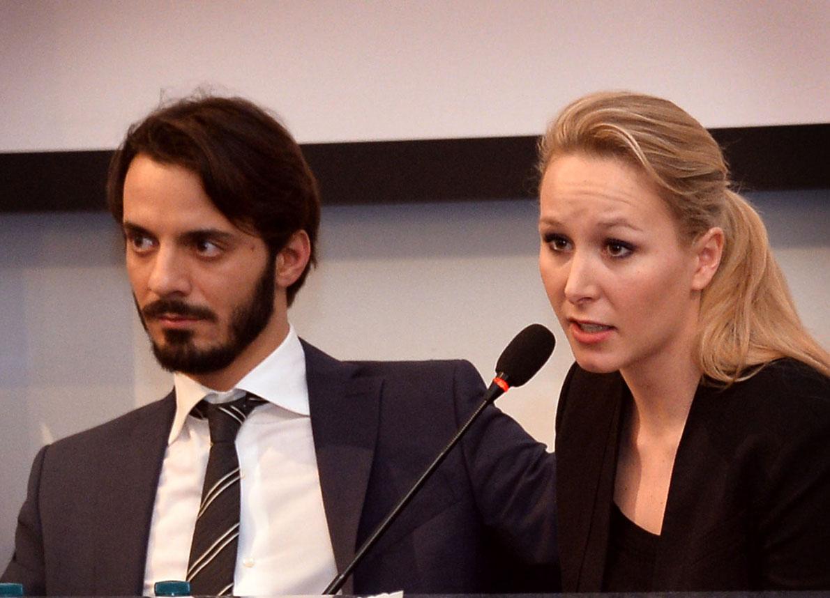 Arriva Marion Le Pen: tensione tra sindacati e Lega a Pomigliano